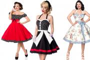 Pripravljeni v poletje z Vintage oblekcami Belsira - Rockabilly, Pin-Up & Vintage